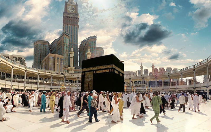 Image result for hajj 2017