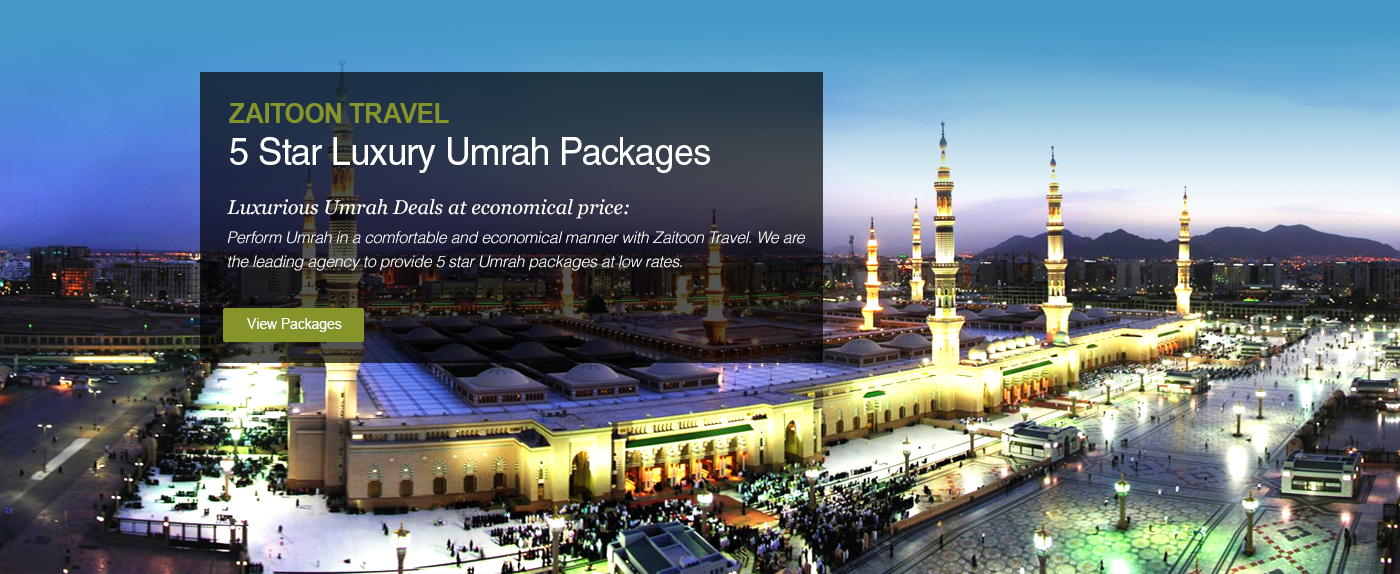 Umrah Banner: Low Price Hajj And Umrah Package, Cheapest Flights And